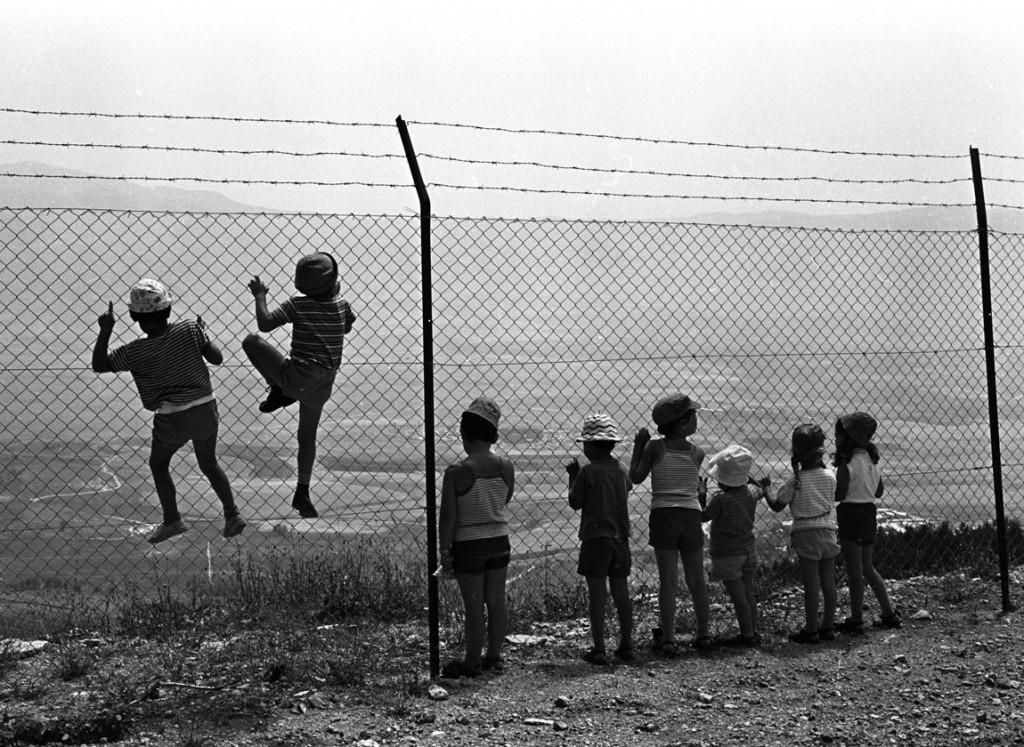 frontiere Israel Liban 1972