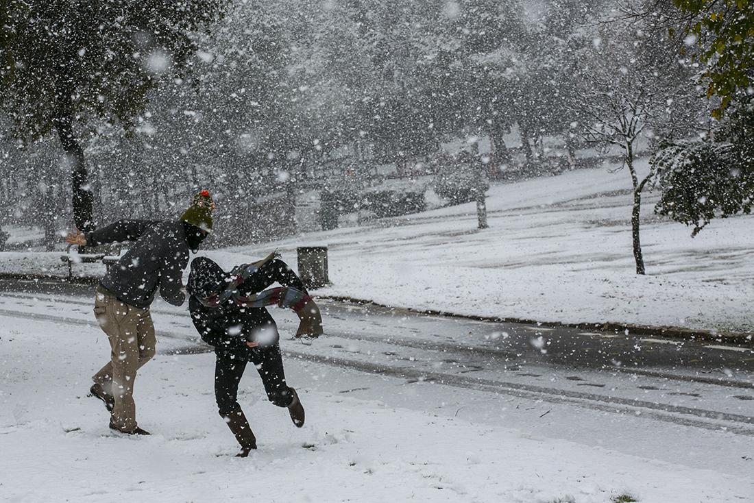 שלג בירושלים חדשות אוליבייה פיטוסי