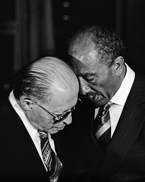 Begin and Sadat